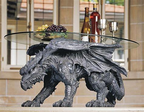 Warwickshire Dragon Coffee Table