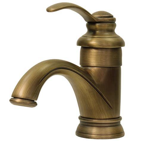 Waschbecken Armatur Antik