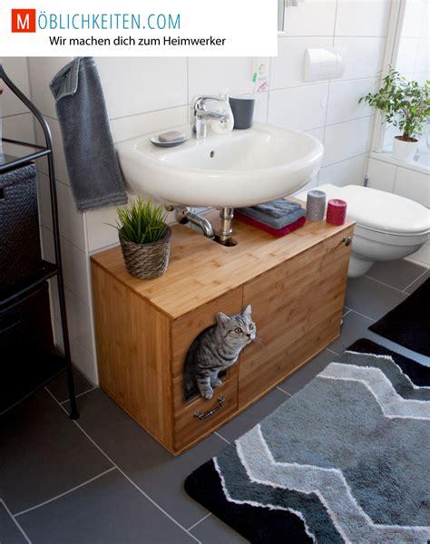 Waschbeckenunterschrank Diy