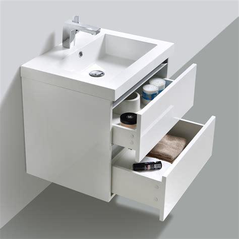 Waschbeckenunterschrank Lisa 60x60 Weiß