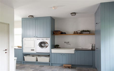Waschküche Möbel Schränke