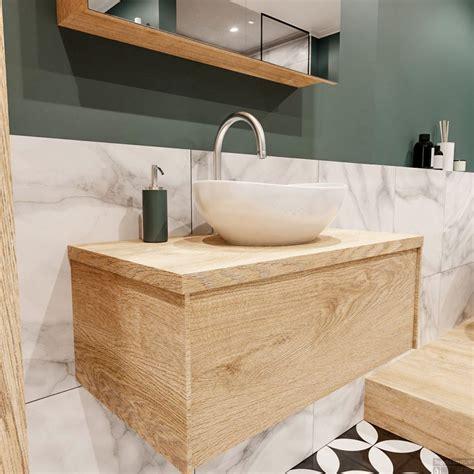 Waschtisch 80 Cm Holz