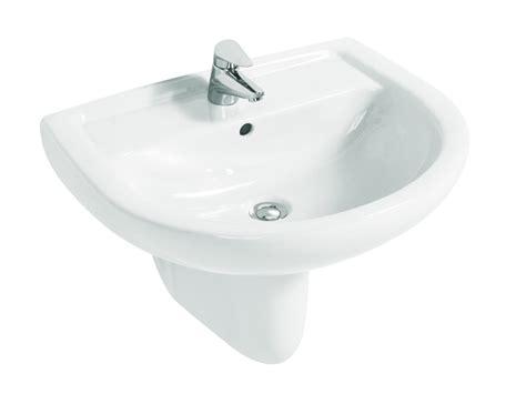 Waschtisch Clivia 60.5x48.5cm Weiss Vigour