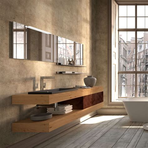 Waschtisch Holz Modern