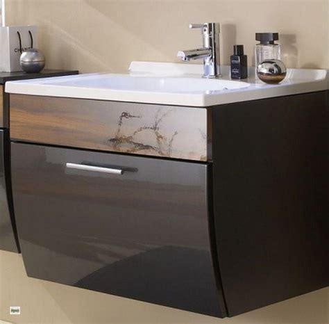 Waschtisch Mit Waschbecken 70 Cm