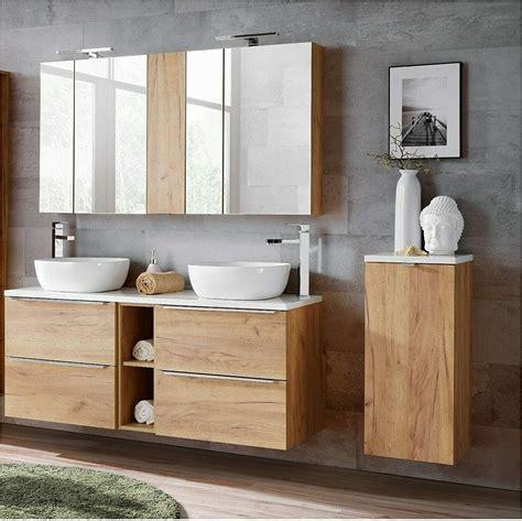 Waschtisch Mit Waschbecken Und Spiegel