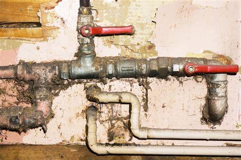 Wasserleitungen Erneuern
