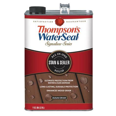 Water Seal Painted Wood