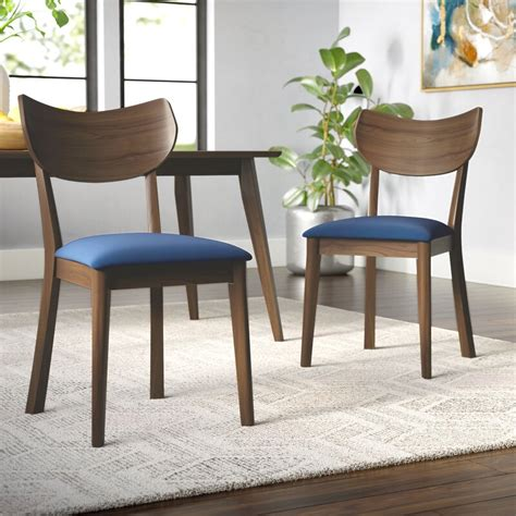 Waterbury Solid Wood Dining Chair (Set of 2)