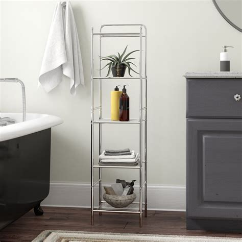 Wayar 50.98 H x 12.8 W Storage Shelving Unit