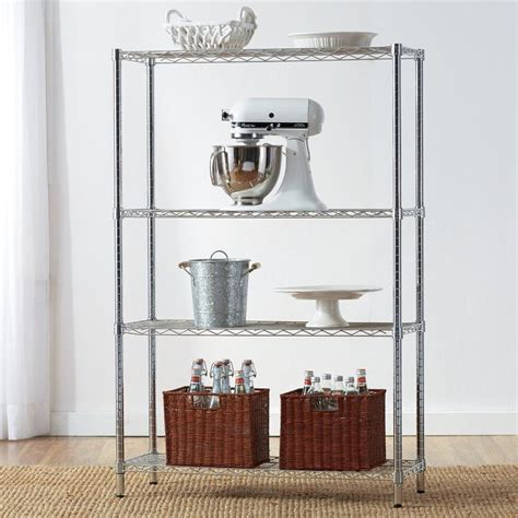 Wayfair Basics 54 H x 36 W Shelving Unit