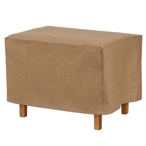 Wayfair Basics Rectangle Patio Ottoman or Side Table Cover