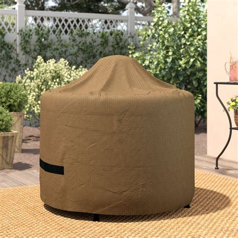 Wayfair Basics Round Fire Pit Cover