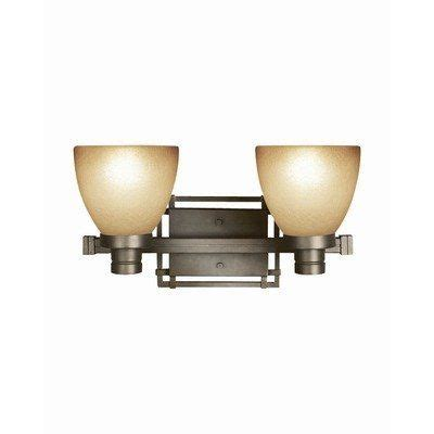 Wayman 2-Light Vanity Light