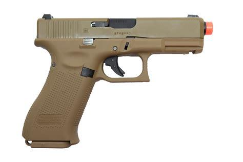 Glock-19 We Airsoft Glock 19 Gas Blowback.