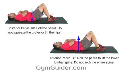 weak hip flexors and pelvic tilt pregnancy step stool