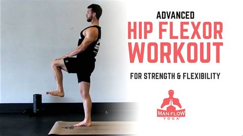 weak hip flexors exercises for hurdles training