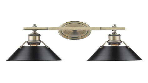 Weatherford 2-Light Vanity Light