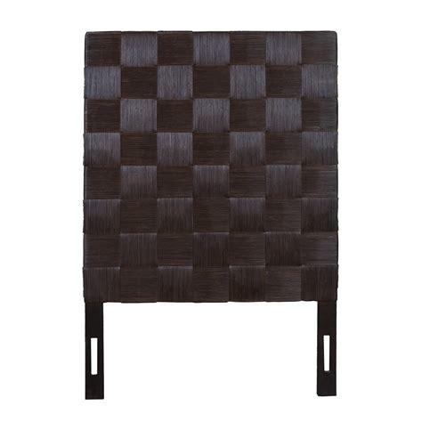 Weave Panel Headboard