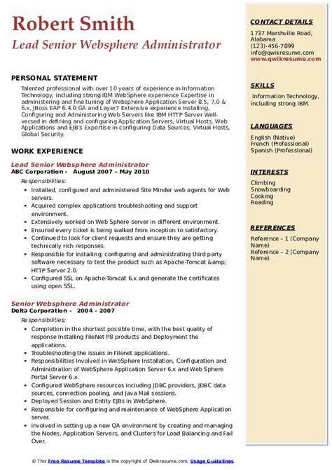 beautiful websphere mq resume gallery simple resume office
