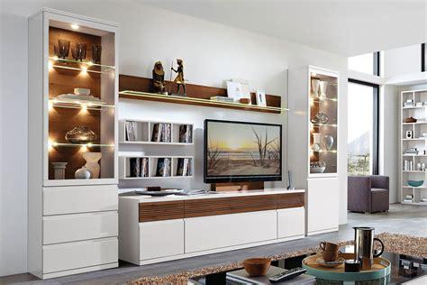 Weiße Möbel Wohnzimmer