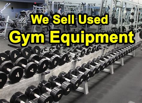 weight lifting equipment for sale near me
