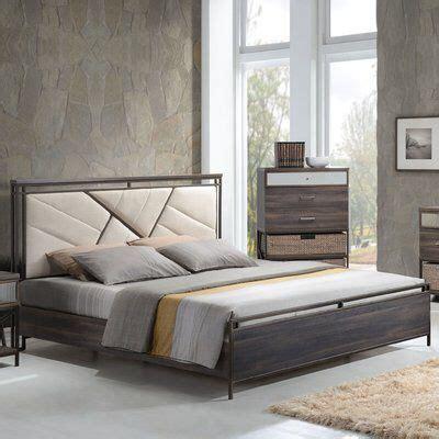 Welker Upholstered Panel Bed byBrayden Studio