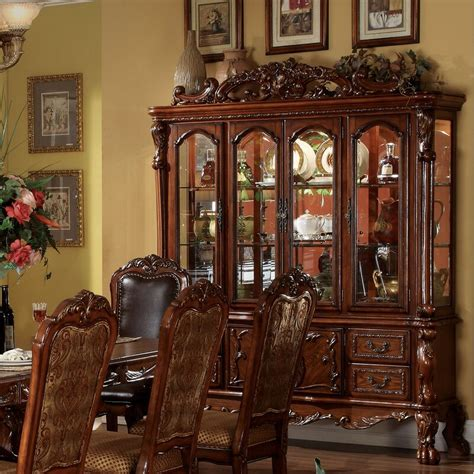 Welliver Lighted China Cabinet
