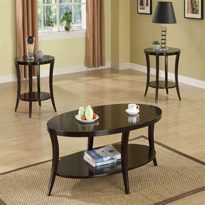 Welton 3 Piece Coffee Table Set