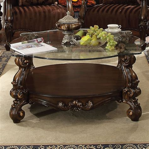 Welton Traditional Coffee Table