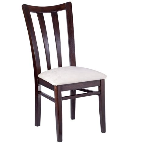 Wendover Slat Back Solid Wood Dining Chair (Set of 2)
