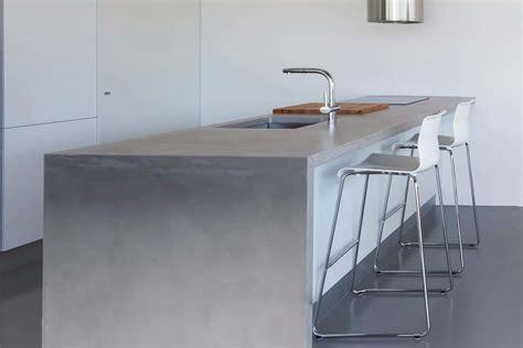 Werkblad Keuken In Beton