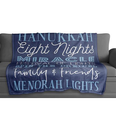 Weside Hanukkah Words Blanke by