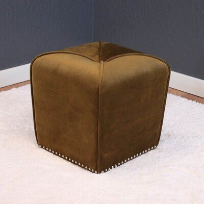 Westberry Cube Ottoman