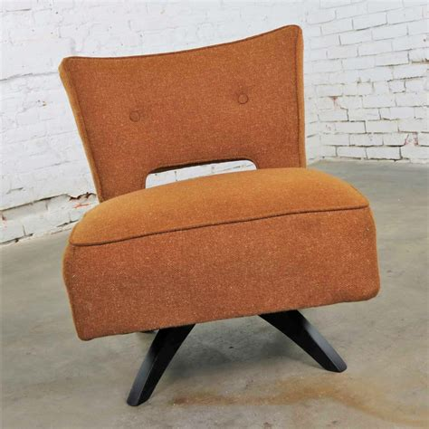 Westhoff Mid Century Modern Slipper Chair