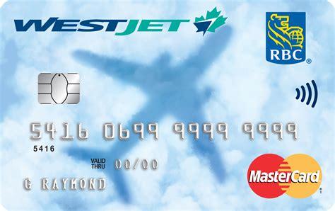 Westjet Credit Card For Business Westjet Rbcr Mastercard Westjet