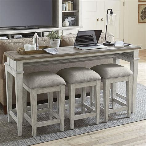Westlock 4 Piece Console Table Set