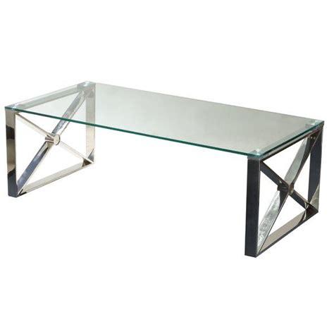 Westnedge Glass Coffee Table