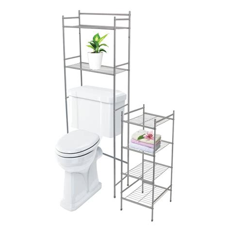 Westover 2 Piece 23 W x 56.5 H Over the Toilet Storage