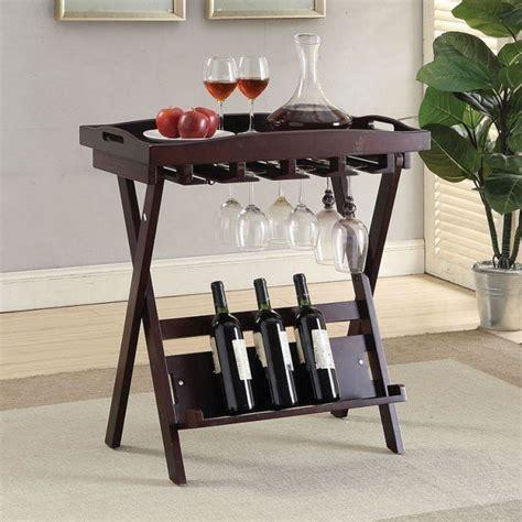 Westry Folding Tray Table