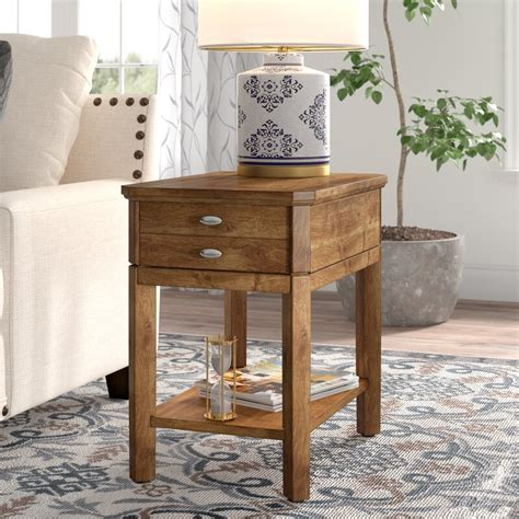Weybossett End Table