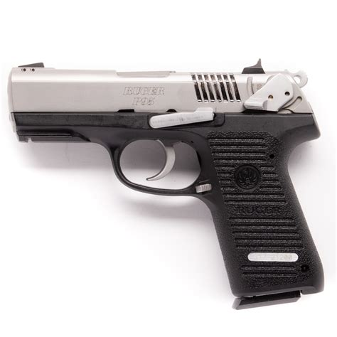 Ruger-Question What Ammo Is Used In The P95 Ruger.