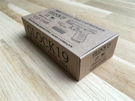 Gunkeyword What Ammo To Use In A Glock 19.