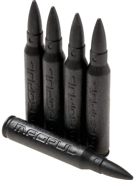Magpul-Question What Are Magpul Dummy Rounds Used For.