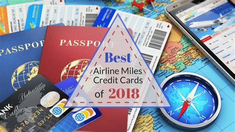 Credit Card Miles France What Are The Best Airline Miles Credit Cards Of 2018