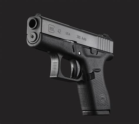 Glock-Question What Caliber Is A Glock 42.