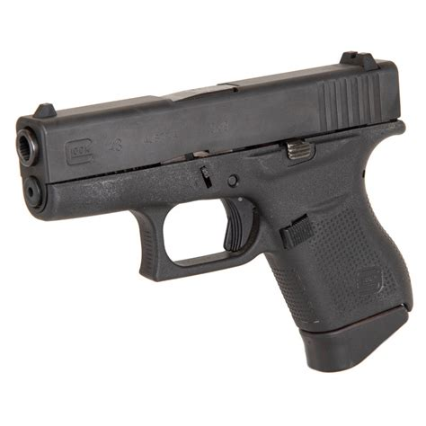 Glock-Question What Caliber Is A Glock 43.