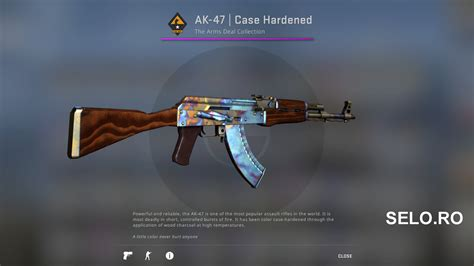 Ak-47-Question What Cases Are Ak-47 Case Hardened In.