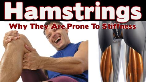 what causes hamstrings to tighten up