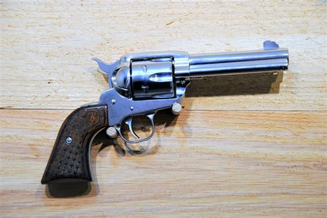 Ruger-Question What Causes Leading Of The Barrel On A Ruger Vaquero.